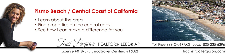 pismo beach, Realtor, Real Estate Agent, ecoBroker,  Property, Find Agent